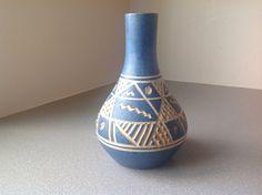 Vintage icelandic Art pottery ceramic vase by orlova1 on Etsy