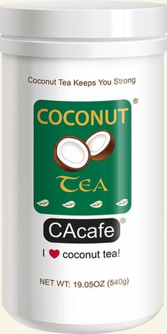 I had not idea tea could taste so good with coconut! I love this gourmet tea!
