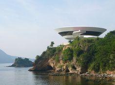 Niterói Contemporary Art Museum / Oscar Niemeyer