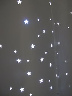 Best Kids product of 2011. Twinkle Curtain.   via Etsy.