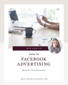 How to Facebook advertising cover image.