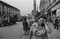 Koudelka, Invasion of Prague. 1968.
