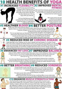 #health #benefits of #yoga