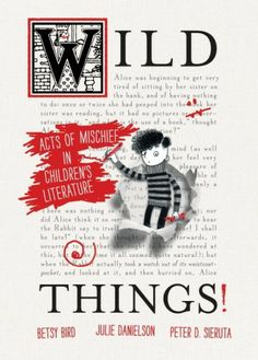 Child lit fans, rejoice !  Coming in August 2014.  I may need to buy a personal copy of this one.  Plus a website with bonus material:  http://wildthings.blaine.org