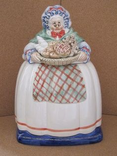 McCoy Grandma Cookie Jar | Cookie Jars
