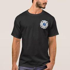 Paramedic-Firefighter T-Shirt