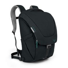 Black Osprey Flapjack, Hiking Gear, Camping Gear, Backpacking, Laptop  Rucksack, Laptop 5a46f031b6