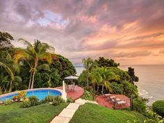 Incredible 6-Acre Oceanfront Estate with Room to Expand