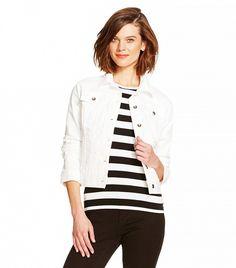 Women's Denim Jacket