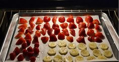 Cómo hacer frutas secas (Utilizando el horno)