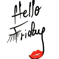 I'm gonna wear bright red lips today because Friday is turnt up day! #Beautytainers Pop it, y'all! #SmackMyFatLash #LipModel