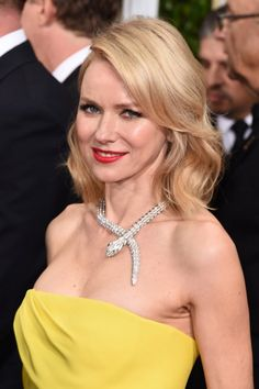 Naomi Watts Is Receiving a Costume Designers Guild Award