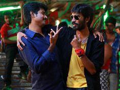dhanush and sivakarthikeyan together again!!!