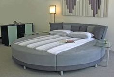 round bed frame | ECLIPSE ROUND PLATFORM BED review | buy, shop with friends, sale ...