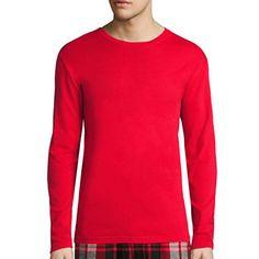 jcpenney.com | North Pole Trading Co. Family Pajamas Knit Sleep Shirt - Men's
