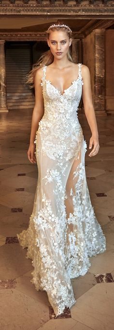 Wedding Dresses Inspiration : Wedding Dress by Galia Lahav 2017 Bridal Collection – Le Secret Royal II The Princess Bride, Modern Princess, Bridal Dresses, Wedding Gowns, Mermaid Dresses, Dresses Uk, Wedding Bride, Wedding Venues, Prom Dresses