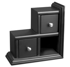 Amazon.com : Victor Midnight Collection Reversible Book End, Black (VCT89015) : Decorative Bookends : Office Products