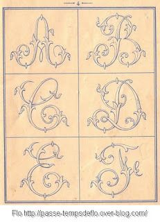 Free Historic Old Pattern Books: ALEXANDRE No 238