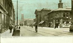 Knowsley Street Bolton c1900