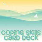 35  different coping skill cards: cards can be used for memory and matching games, charades, writing prompts, for visual cueing, and tons of other activities