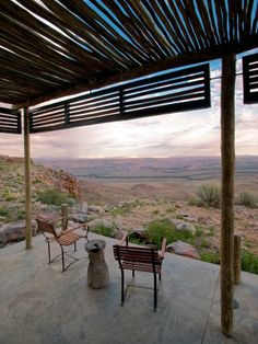 LUXURY ACCOMMODATION AT NAMIBIA'S FISH RIVER CANYON - © Fish River Lodge Namibia