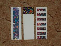Život s DIY: Papírové záložky s 3D efektem Advent Calendar, Holiday Decor, Frame, Home Decor, Picture Frame, Decoration Home, Room Decor, Frames, Interior Design