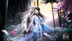 Japanese Princess, Chinese Cartoon, Disney Princess Pictures, Great King, Anime Love Couple, Avatar, Art Drawings, Animation, Fantasy