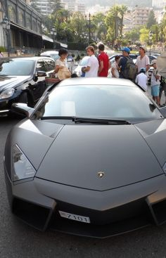 "Lamborghini Reventon.  What would you drive with a million dollars? Join thousands of enthusiasts on LottoGopher.com, the website NBC calls ""The best way to order California lottery tickets online!"""