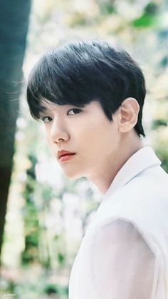 You're so beautiful ~~~~~~~~ Secret World Of Arrietty, The Secret World, Baekhyun, Exo Stickers, Kpop Backgrounds, The Neverending Story, Nature Republic, Exo Korean, Exo Members