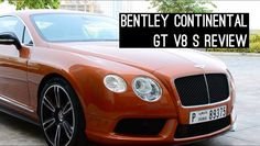 2015 Bentley Continental GT V8 S Full Review
