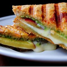 Sandwiches on Pinterest | Tomato Sandwich, Brie and Paninis