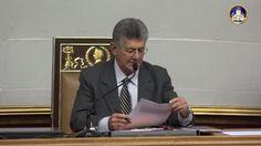 Intervención de Ramos Allup en la asamblea nacional. SesiónAN Extraordinaria. - http://www.notiexpresscolor.com/2016/10/23/intervencion-de-ramos-allup-en-la-asamblea-nacional-sesionan-extraordinaria/