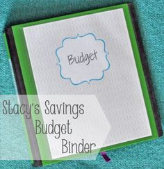 See how I organize my Budget Binder! Plus FREE Printables for your Family's Budget Binder!