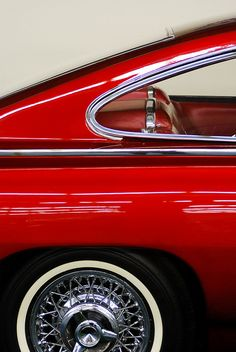 "1963 Ford Thunderbird ""Italien"" Concept Car by mobycat, via Flickr"