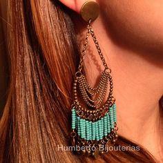 Humberto Bijouterias Boho Earring