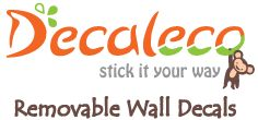 Stop by and enter for your chance to WIN $25 to Decaleco!  Giveaway ends: 7/22/13