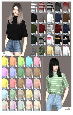 GPME Oversized T shirt S1/S2 | Home | GoppolsMe