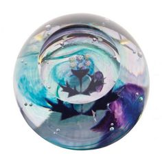 Caithness Glass Scottish Homecoming Mini Thistle Paperweight. Featuring an iconic Scottish Thistle, this Homecoming Mini Thistle glass paperweight is the perfect way to remember your time in Scotland!