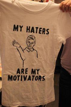 Ellen Degeneres T-shirt  Love the face!