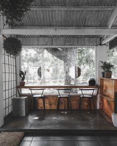 Cafe Interior, Dining Bench, Furniture, Home Decor, Dining Room Bench, Decoration Home, Room Decor, Cafe Interiors, Home Furnishings