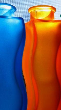 Aqua Coral, Orange And Turquoise, Orange Color, Orange Sky, Cobalt Blue, Orange Aesthetic, Blue Bottle, Love Blue, Colour Board