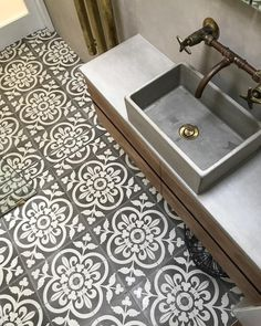 """1,781 Likes, 15 Comments - Antique and Encaustic Tiles (@jatanainteriors) on Instagram: """"Had a little sticky beak into the beautiful home of @carlabensted2 whose house has transformed into…"""""""