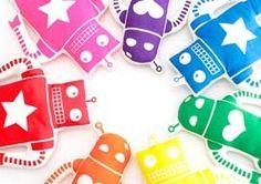 Colorful EBKrobots — Family Find