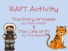 the story of keesh by jack london task cards activities middle school and the o 39 jays. Black Bedroom Furniture Sets. Home Design Ideas