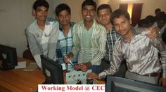 Working Model - Vision 2014