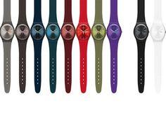 No te quedes sin tu reloj!  Paga Bs.546 en vez de 620 por un reloj de la coleccion SWATCH 2013 en America Joyas y Relojes
