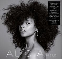 "L'album de la semaine: Alicia Keys avec ""Here"" http://xfru.it/cw1tRO"