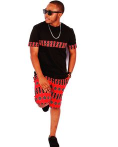 African Shirts For Men, African Dresses For Kids, African Clothing For Men, African Print Dresses, African Print Shirt, African Print Dress Designs, African Inspired Fashion, African Print Fashion, African Attire