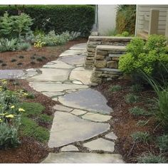 recycled broken concrete driveway - Google Search-delish!