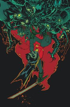 bear1na:  Robin, Son of Batman #2 by Patrick Gleason *